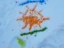 Malování na sníh