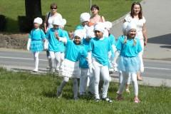 Vystoupení Jahodové hody - Předškolní děti