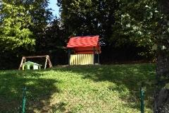 Nový zahradní domeček - Kuřátka