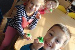 Narozeniny a svátky dětí - Žabičky