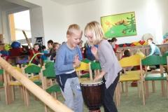 Netradiční hudební nástroje - Žabičky