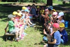 Dětský den v mateřské škole