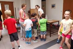 Olympiáda v ZŠ - Předškoláci