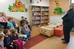 Návštěva knihovny - Krtečci