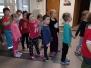 Prohlídka ZŠ Slušovice - předškoláci