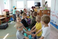 Stavitel mostů- předškolní třídy