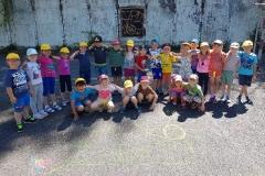 První letní vycházka - Žabičky