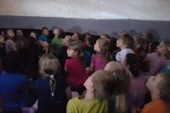 Sférické kino Žabičky + Vrabčáci